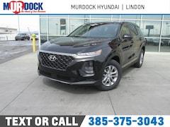 New 2019 Hyundai Santa Fe SE 2.4 SUV Lindon, UT