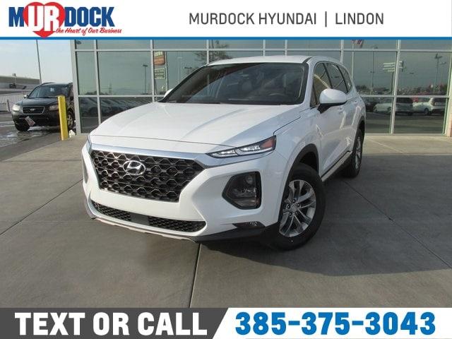 Murdock Hyundai Lindon >> New 2020 Hyundai Santa Fe For Sale At Murdock Hyundai Of Lindon