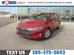 New 2019 Hyundai Elantra SE Sedan Lindon, UT