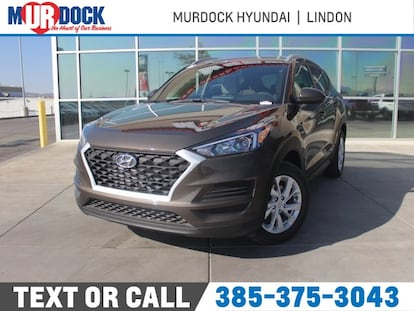 Murdock Hyundai Lindon >> New 2019 Hyundai Tucson For Sale At Murdock Hyundai Group