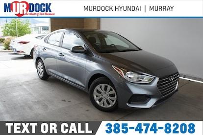 Murdock Hyundai Murray >> New 2019 Hyundai Accent For Sale In Murray Ut