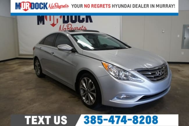 Used 2013 Hyundai Sonata Limited 2.0T Sedan near Salt Lake City