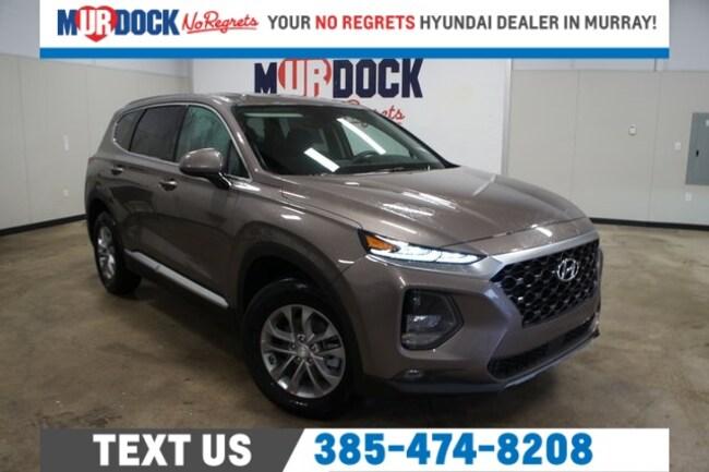 New 2019 Hyundai Santa Fe SEL 2.4 SUV near Salt Lake City