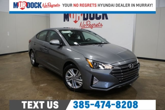 New 2019 Hyundai Elantra Value Edition Sedan near Salt Lake City