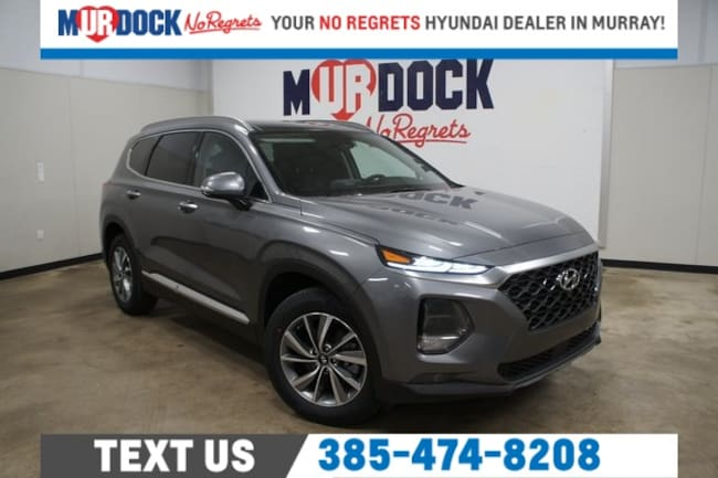 New 2019 Hyundai Santa Fe Ultimate 2.4 SUV near Salt Lake City