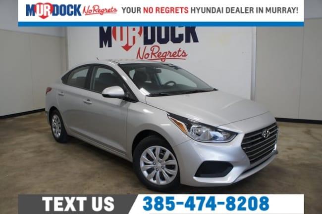 New 2019 Hyundai Accent SE Sedan near Salt Lake City