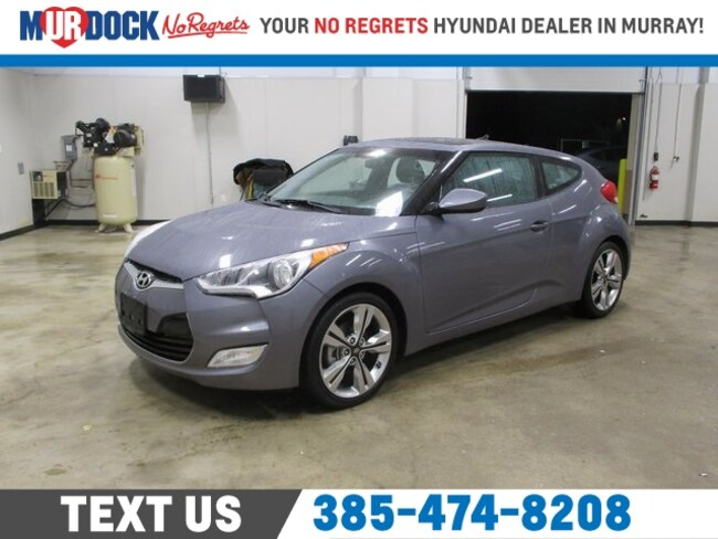 Used 2017 Hyundai Veloster Value Edition Hatchback near Salt Lake City