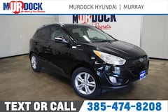 Used 2013 Hyundai Tucson GLS AWD SUV near Salt Lake City