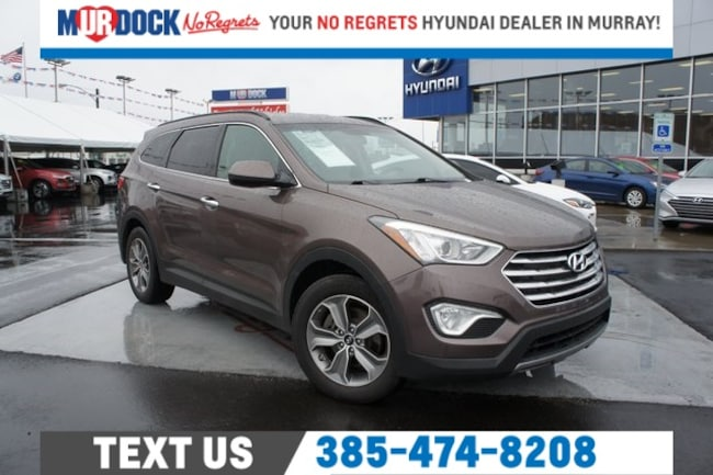Used 2014 Hyundai Santa Fe GLS SUV near Salt Lake City