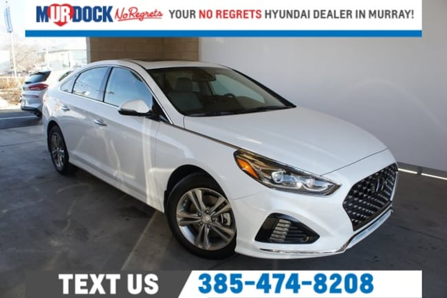 New 2019 Hyundai Sonata Limited Sedan near Salt Lake City