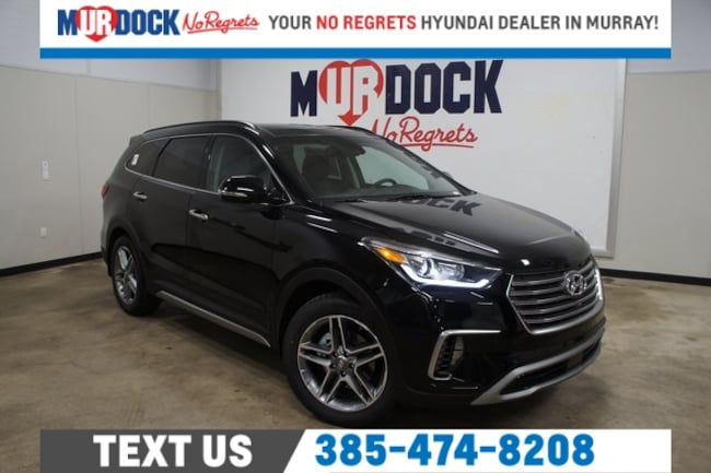 New 2019 Hyundai Santa Fe XL Limited Ultimate SUV near Salt Lake City