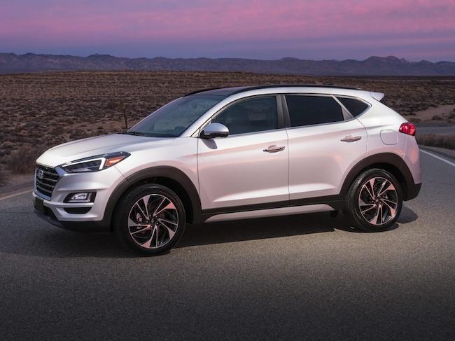 New 2019 Hyundai Tucson SE SUV Logan, UT
