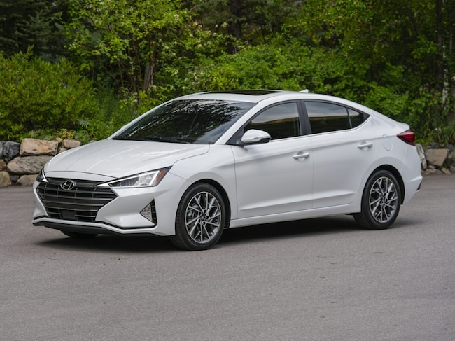 New 2019 Hyundai Elantra SEL Sedan Logan, UT