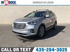 Used 2017 Hyundai Santa Fe Limited Ultimate SUV Logan, UT