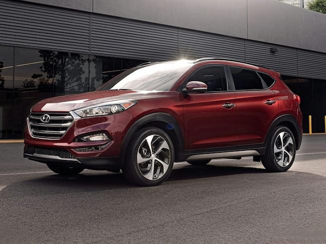 Used 2017 Hyundai Tucson Sport SUV Logan, UT
