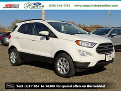 New 2020 Ford EcoSport SE Crossover for sale in Chester, PA