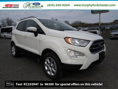 Used 2019 Ford EcoSport SE SUV in Chester, PA