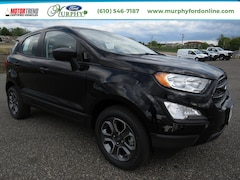 New 2020 Ford EcoSport S Crossover for sale in Chester, PA