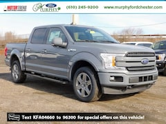 New 2019 Ford F-150 LARIAT Truck SuperCrew Cab in Chester, PA