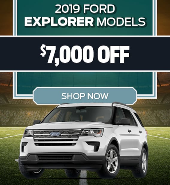 Murphy Ford | Ford Dealership in Chester, PA