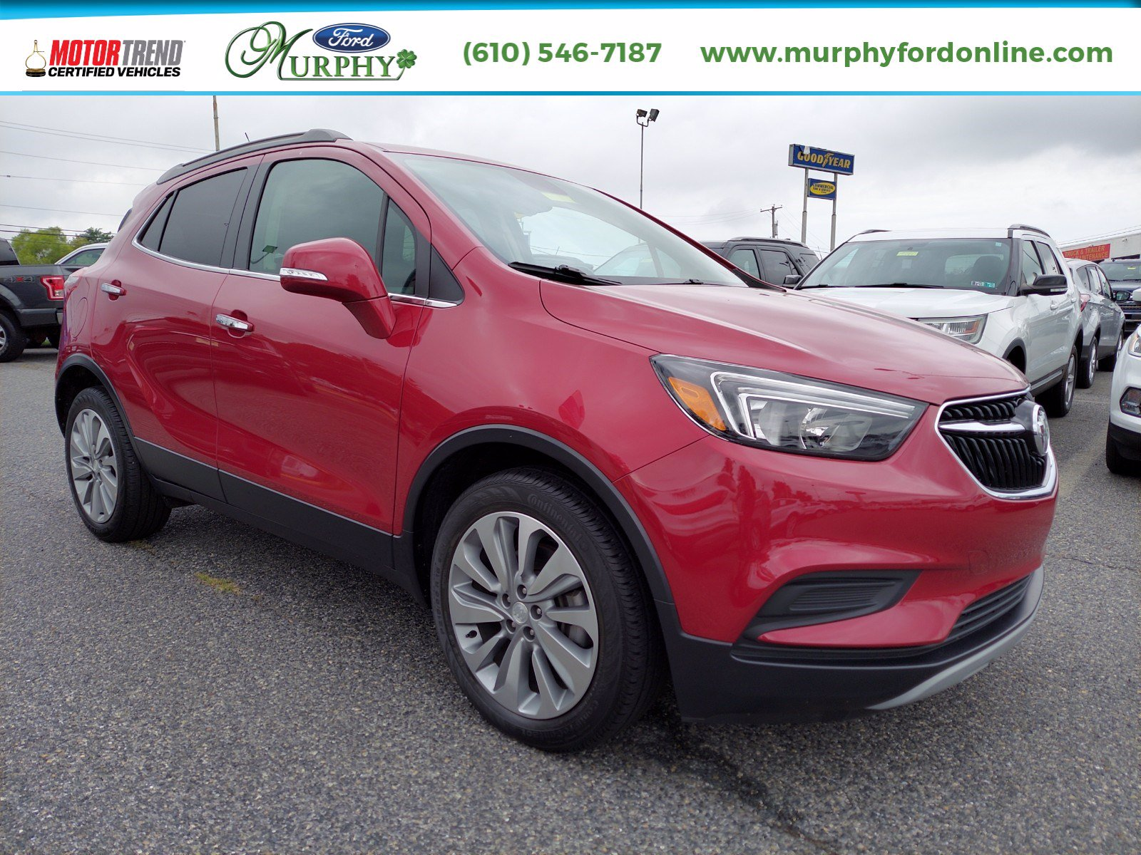 Used Buick Encore Chester Pa