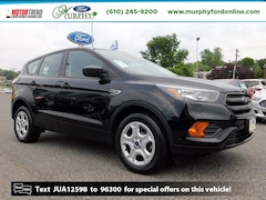 Used 2018 Ford Escape S SUV in Chester, PA