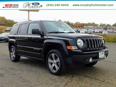 Used 2016 Jeep Patriot High Altitude Edition SUV in Chester, PA