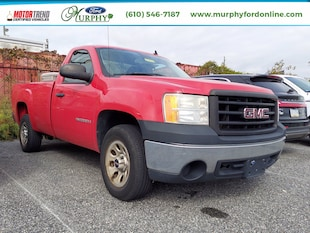 2007 GMC Sierra 1500 Work Truck Truck Regular Cab