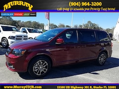 New 2019 Dodge Grand Caravan SE PLUS Passenger Van for sale in starke florida