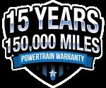 15/150 Warranty
