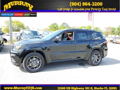 New 2020 Jeep Grand Cherokee LIMITED X 4X4 Sport Utility for sale in starke florida