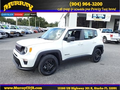 New 2020 Jeep Renegade SPORT FWD Sport Utility for sale in starke florida