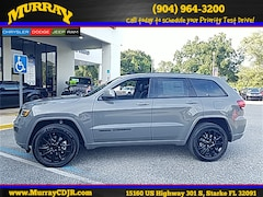 new 2020 Jeep Grand Cherokee ALTITUDE 4X4 Sport Utility for sale near gainesville florida