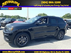 New 2019 Jeep Grand Cherokee LIMITED X 4X4 Sport Utility for sale in starke florida