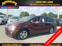 Used 2018 Honda Odyssey EX-L Minivan/Van for sale in Starke, FL