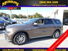 Used 2017 Dodge Durango SXT SUV for sale in Starke, FL