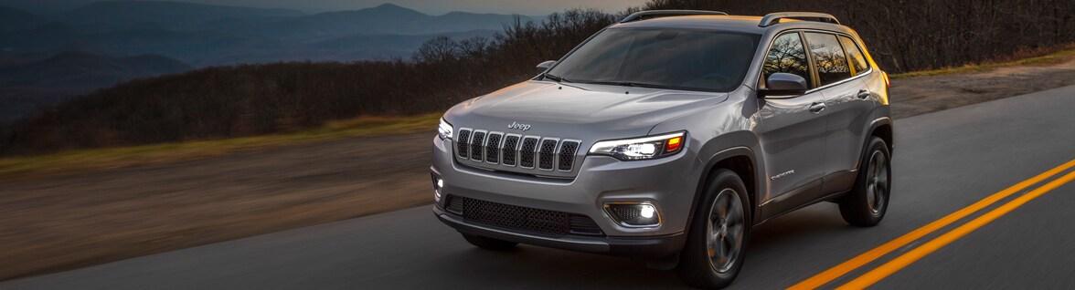 New 2019 Jeep Cherokee Suv In Starke For Sale Near Gainesville Fl