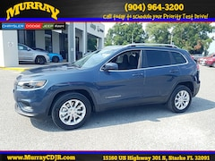 New 2019 Jeep Cherokee LATITUDE FWD Sport Utility for sale gainesville fl
