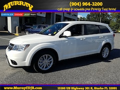 Used 2018 Dodge Journey SXT SUV for sale in Starke, FL