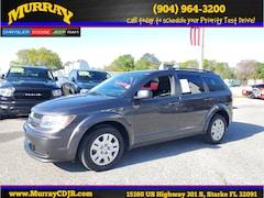 Used 2018 Dodge Journey SE SUV for sale in Starke, FL