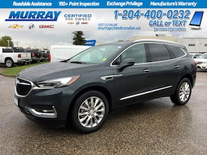 2018 Buick Enclave Premium AWD *Nav* *360 Cam* *FWD Collision* *Lane Keep* *Heat/Cool Leather*