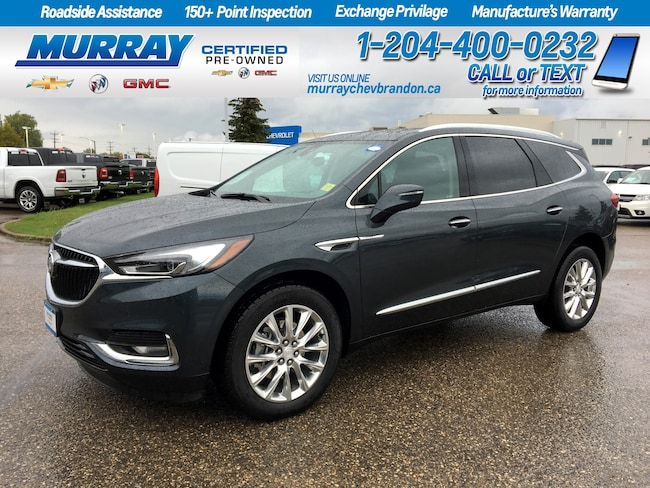 2018 Buick Enclave Premium AWD *Nav* *360 Cam* *FWD Collision* *Lane Keep* *Heat/Cool Leather* SUV