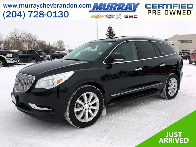 2015 Buick Enclave Premium AWD 7 Passenger *Nav* *Blind Side* *Backup Cam* *Heat/Cool Leather* SUV