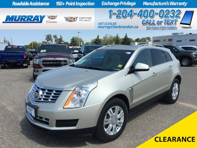 2014 CADILLAC SRX Luxury AWD *Blind SIde* *Backup Cam* *Heat Leather SUV