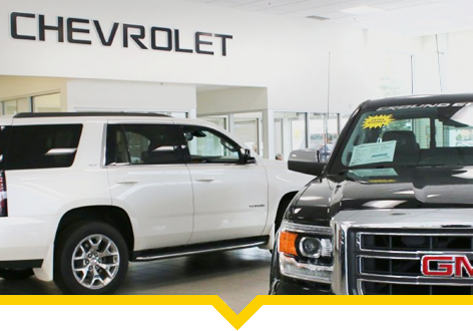 New Chevrolet, Cadillac Buick GMC dealer in Brandon