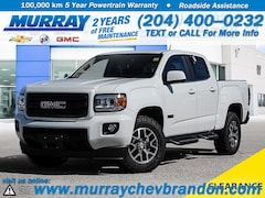 2019 GMC Canyon 4WD All Terrain w/Cloth Truck Crew Cab