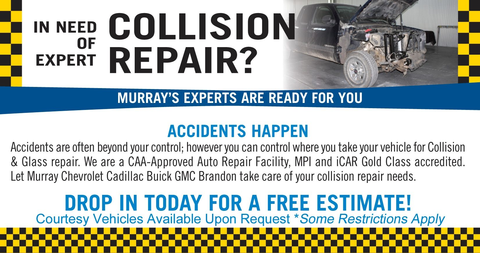 Murray Collision & Glass   Autobody Repair Brandon, Manitoba