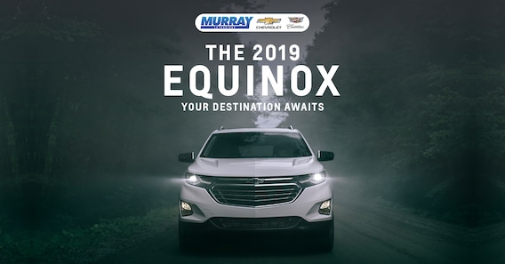 2019 Chevrolet Equinox in Lethbridge, AB | Murray Chevrolet