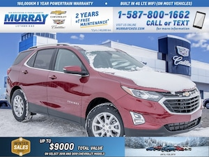 2019 Chevrolet Equinox **Sunroof!  Heated Front Seats!  Power Liftgate!**