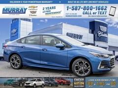 2019 Chevrolet Cruze **Heated Front Seats!  Bluetooth!** Sedan